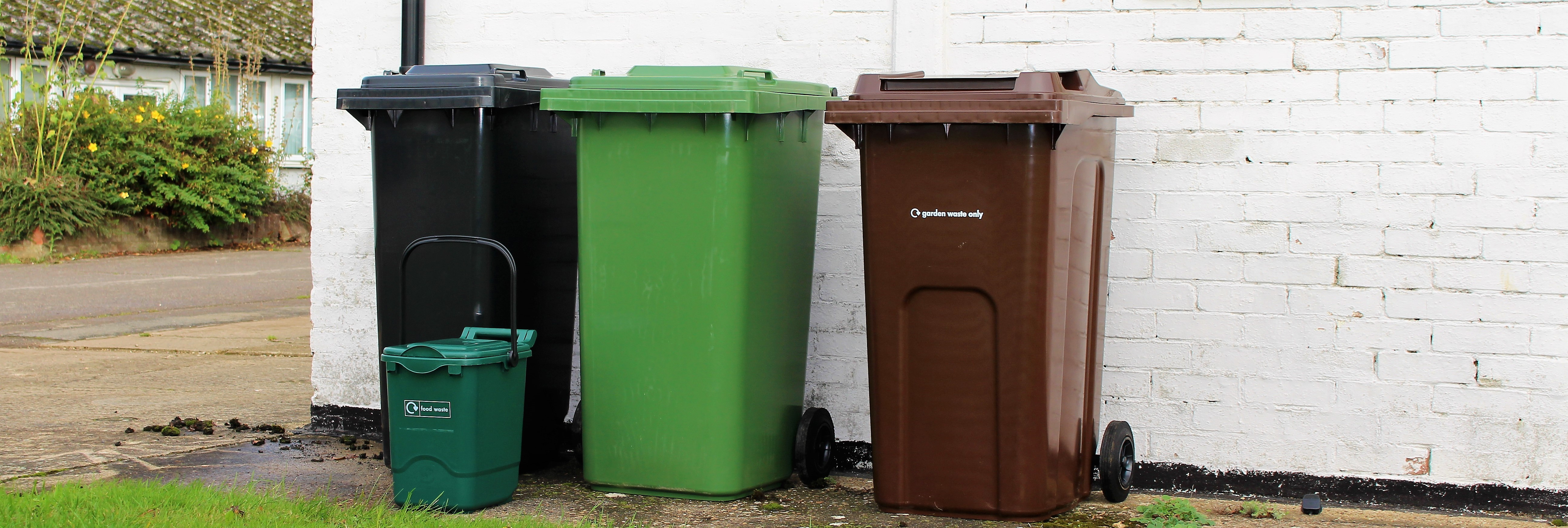 When will we empty your bins?