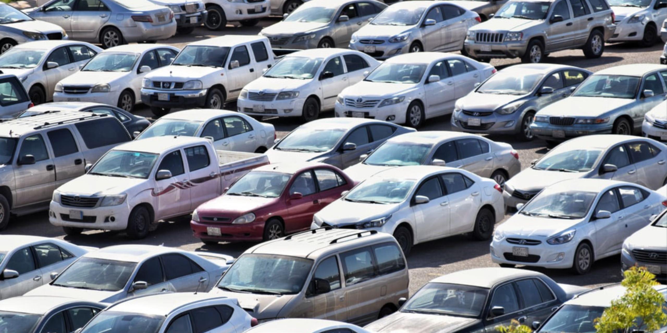 Wantage car parks