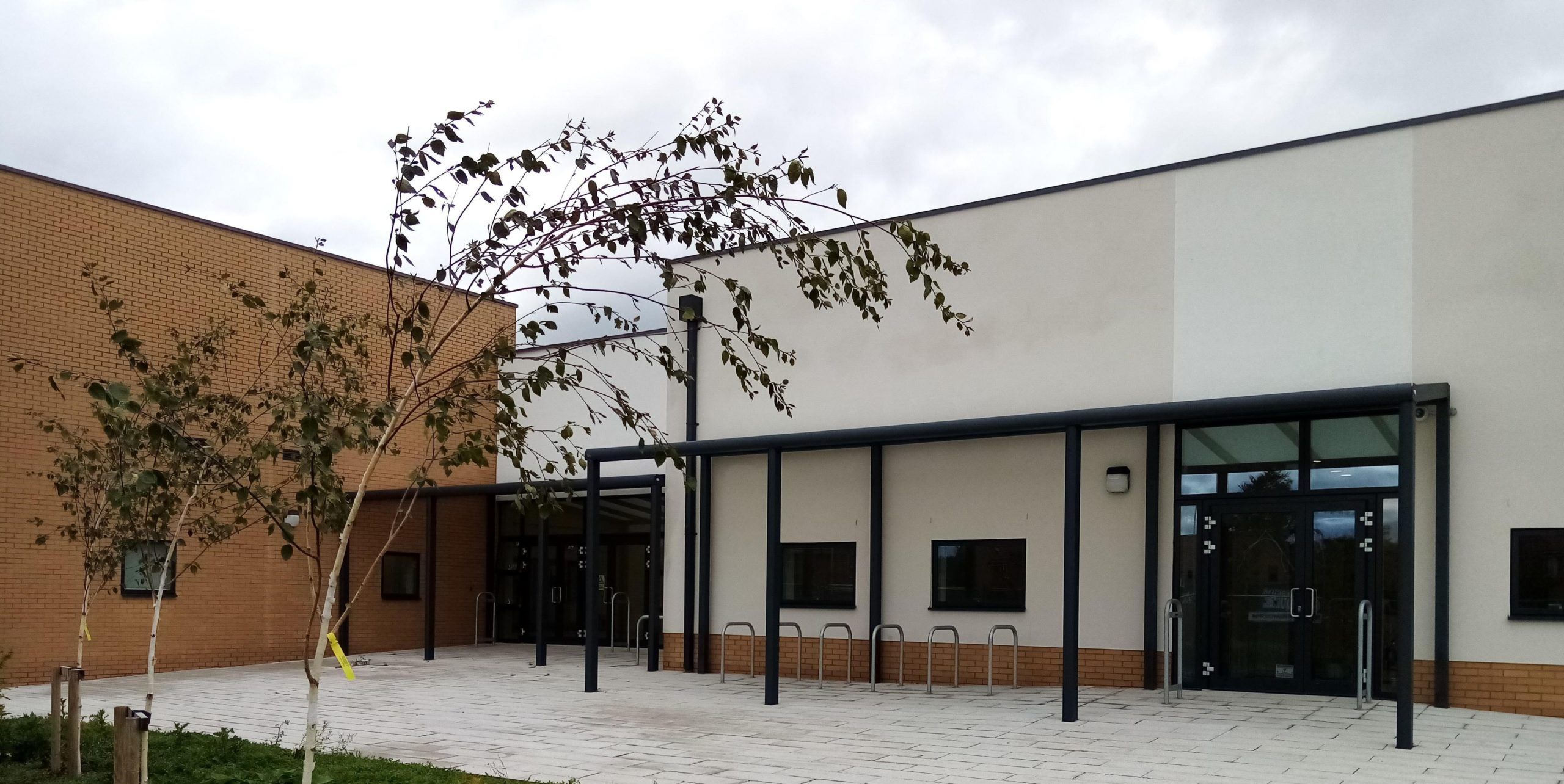District Community Centre at GWP