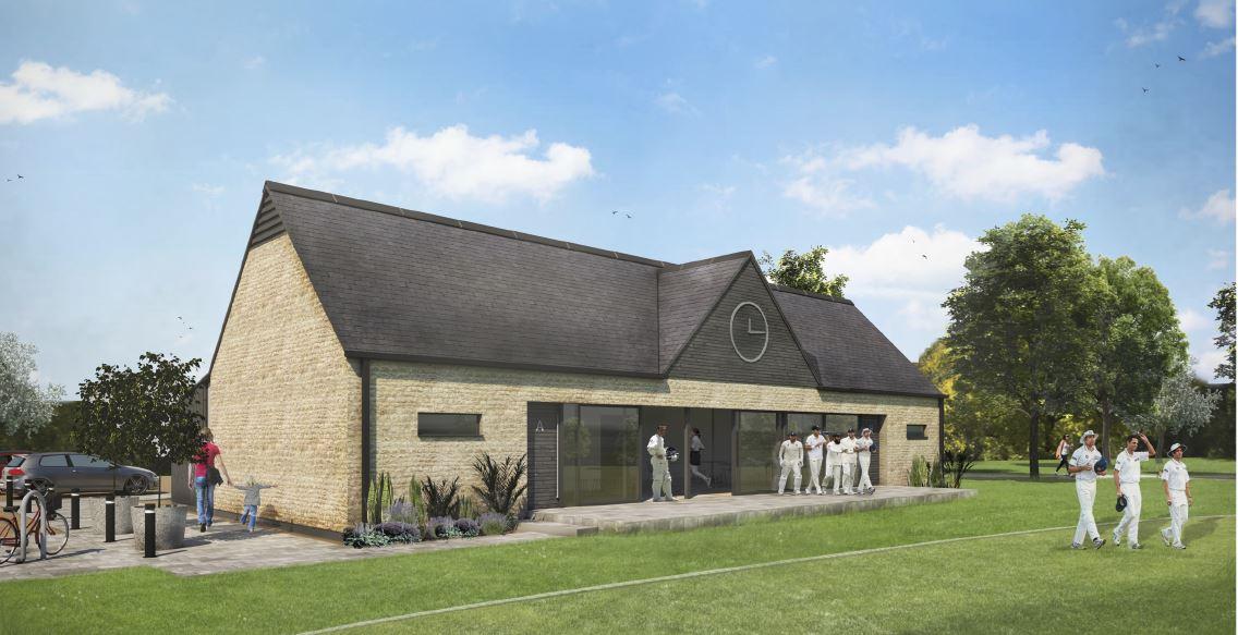 Funding approved for new Shrivenham sports pavilion