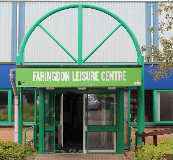 Funding for £400k Faringdon Leisure Centre refurbishment helps the Vale of White Horse to become carbon neutral.