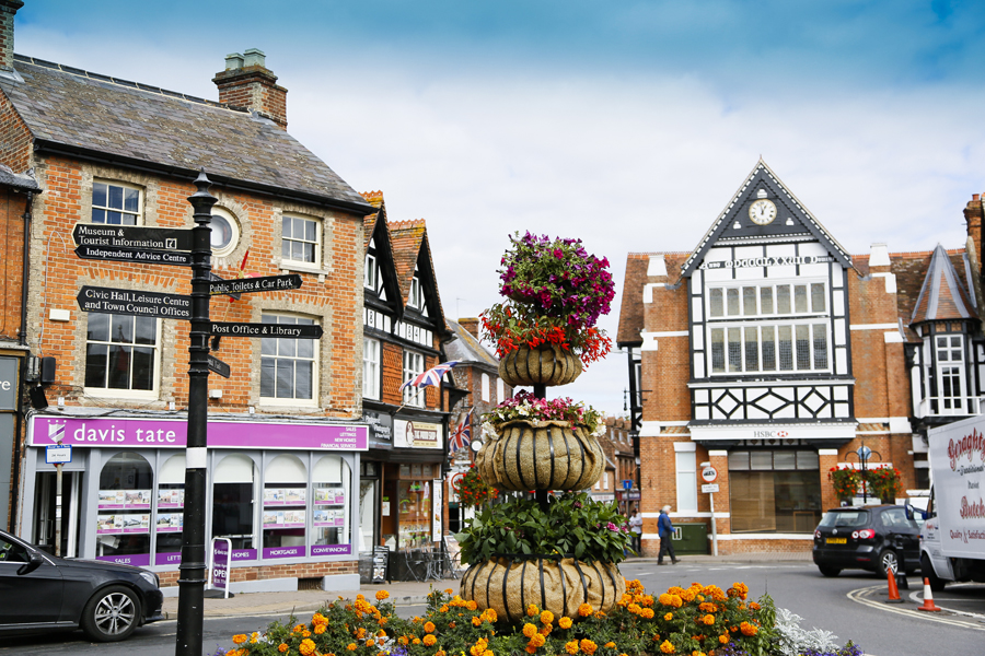 Nearly £2m provided to help the recovery of the county's high streets